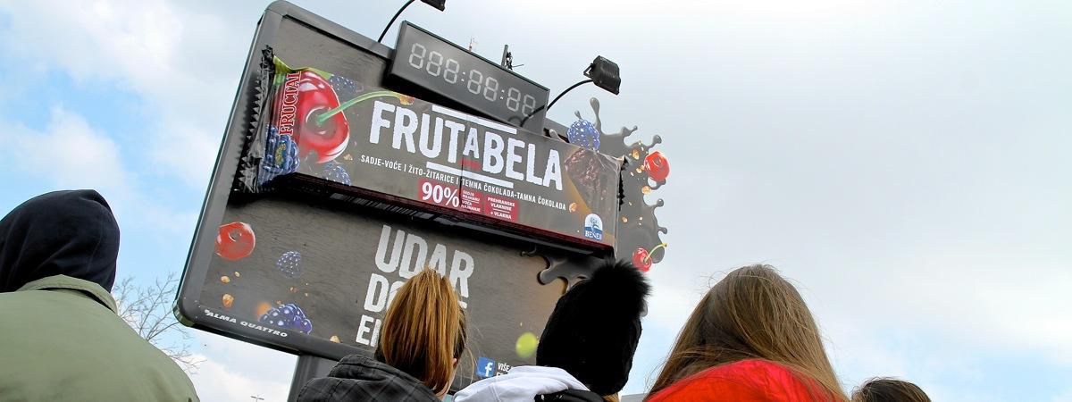 Frutabela - čarobni slatkiš
